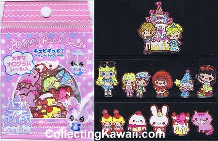 Fairy Tale Sticker Sack