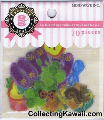 Favourite Embroideries Sticker Sack