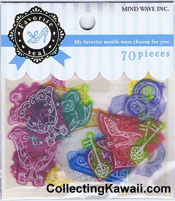 Favourite Motifs Sticker Sack