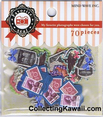Favourite Photographs Sticker Sack
