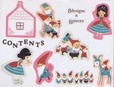 View the album Sticker Flakes: Kawaii Girls & Fairy Tales